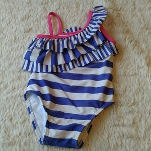 Gymboree Striped Swimsuit